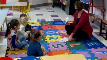 Banner to EARLY CHILDHOOD